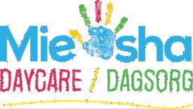 Miesha Daycare/Dagsorg Logo